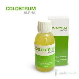 Colostrum Alpha – 125 ml