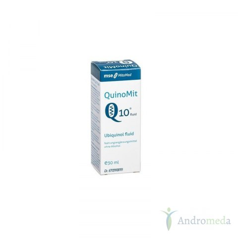 QuinoMit®Q10 fluid MSE 30 ml koenzym Q10