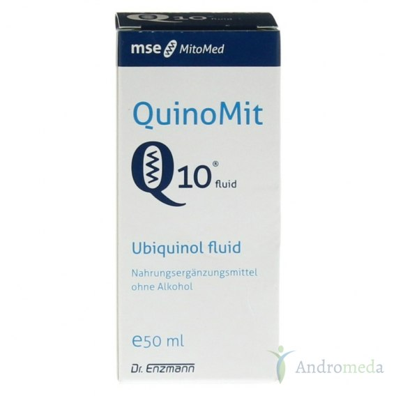 QuinoMit®Q10 fluid MSE 50 ml