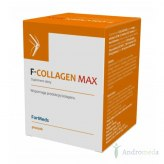 F-COLLAGEN MAX 5000mg+K2+D3 30 dawek