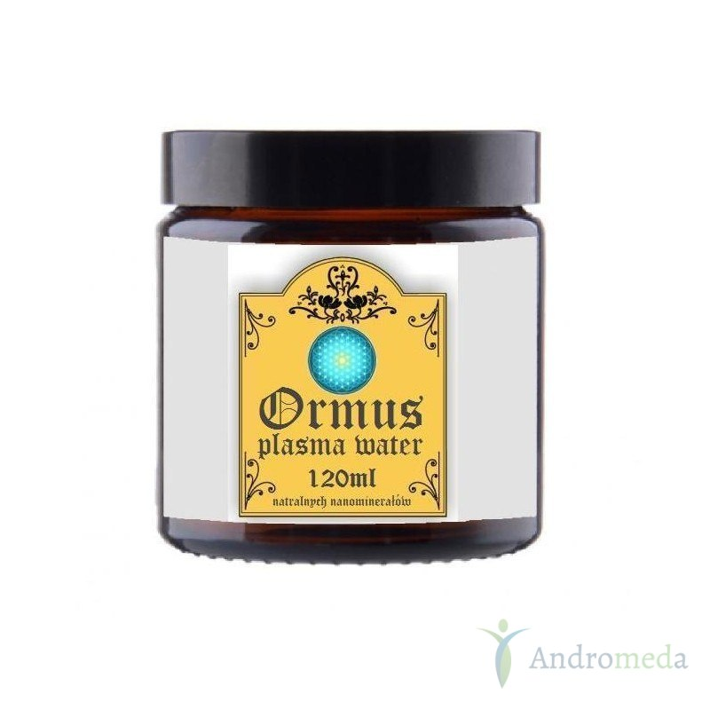 Ormus Plasma water 120ml