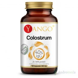 Colostrum - 40% IgG - 120 kaps.