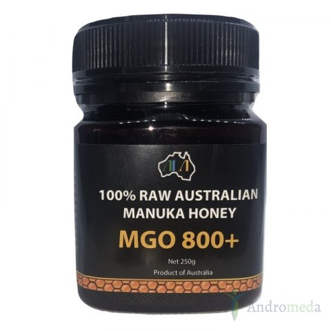 Miód Manuka Honey MGO 800+ 250g